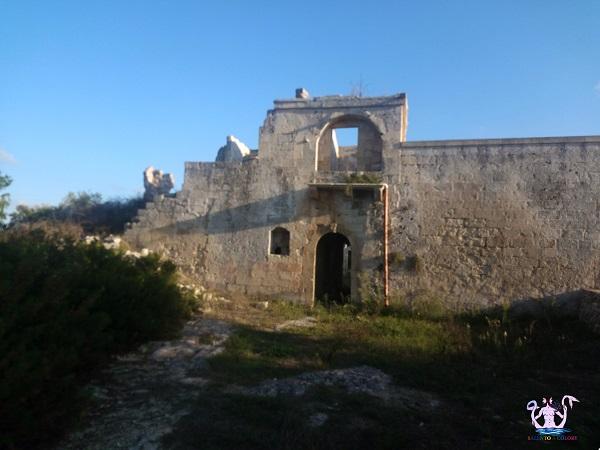 Masseria Giancola, sulla serra di Palmariggi