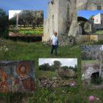 Memorie di cripte, megaliti e masserie solitarie