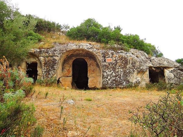 La chiesa rupestre di Santa Barbara a Ginosa