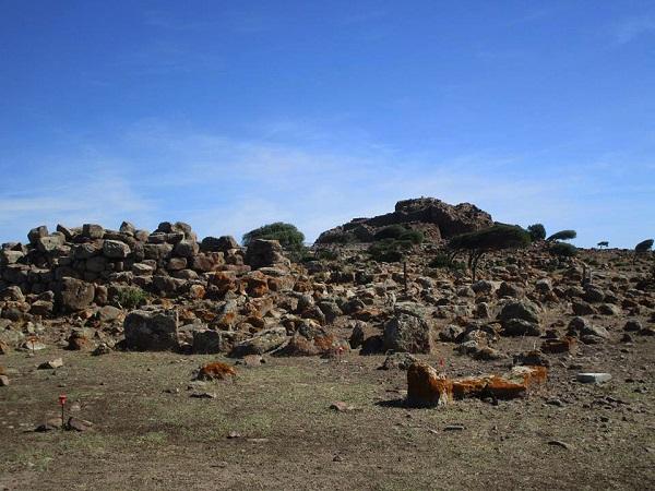 I colossi nuragici della Sardegna: Seruci