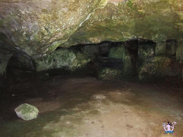 La grotta dell'Attarico ad Andrano