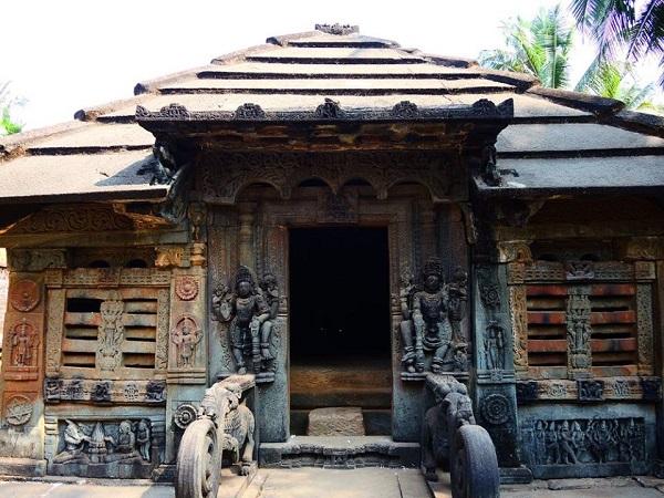 India, il tempio di Bhatkal