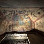 Le catacombe di Grottaferrata (Roma)