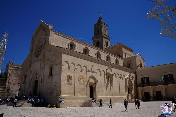 La Cattedrale di Matera