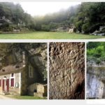 Le grotte di Les Combarelles in Francia