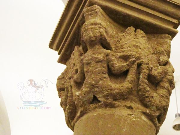 cripta del duomo di lecce
