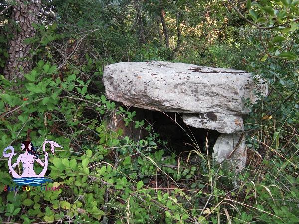 dolmen masseria nuova