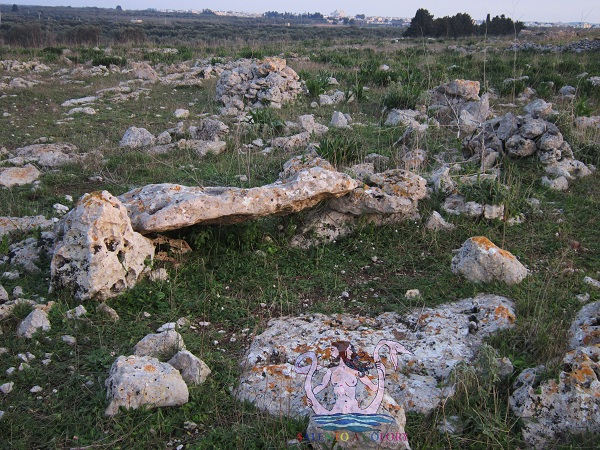 dolmen peschio
