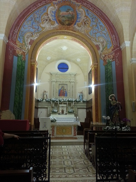 Madonna del Canneto a Giuliano 1