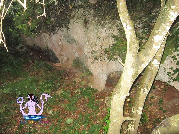grotta Madonna della serra giuggianello