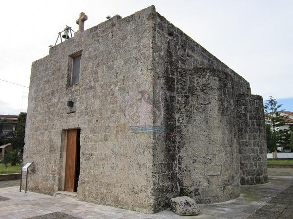 acquarica del capo chiesa Santa Maria dei Panetti
