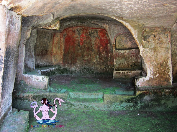 cripta del padreterno, murge tarantine