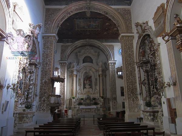 Lecce, Monastero di San Giovanni Evangelista