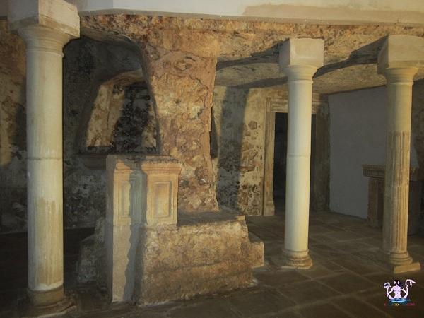cripta santo onofrio castrignano dei greci