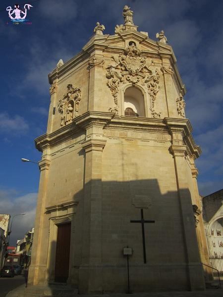 Cutrofiano, Chiesa dell'Immacolata
