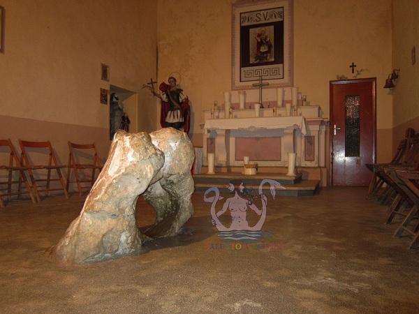 pietra forata calimera