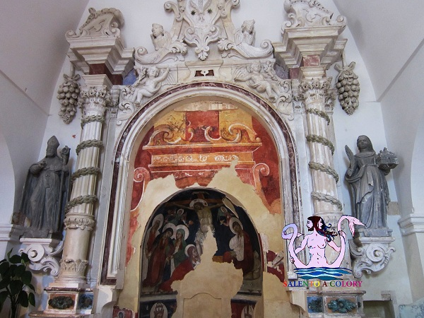 Merine chiesa dell'Assunta