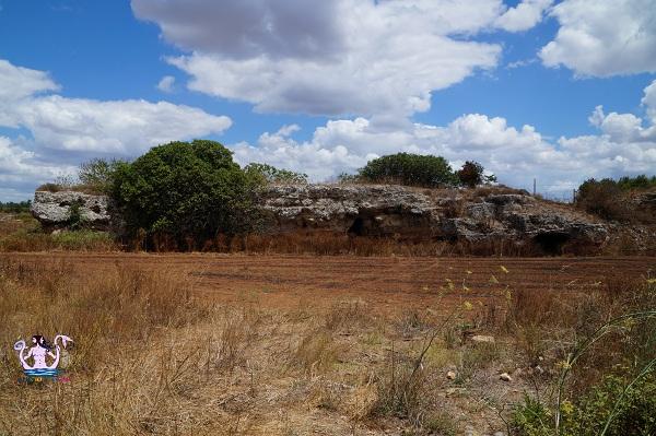 villaggio rupestre di ugento 1