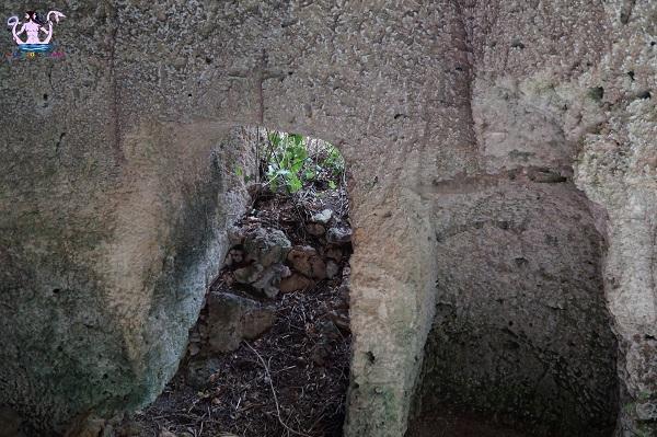 villaggio rupestre di ugento 6