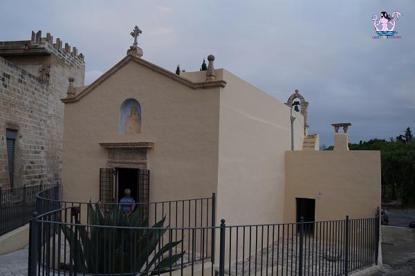 chiesa Madonna del Curato a Ugento