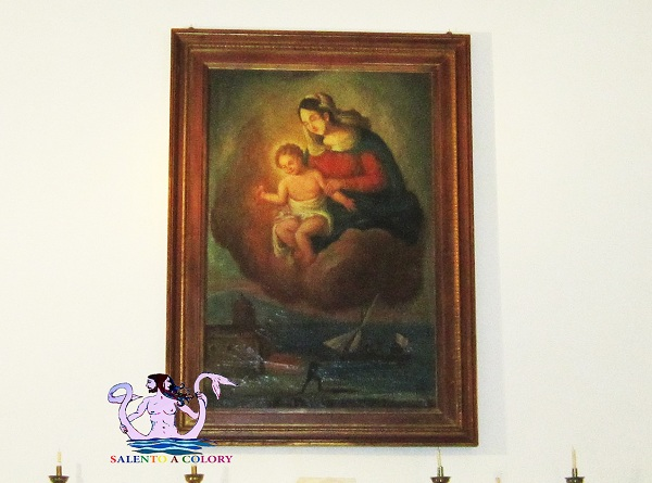 Madonna di Costantinopoli a Merine
