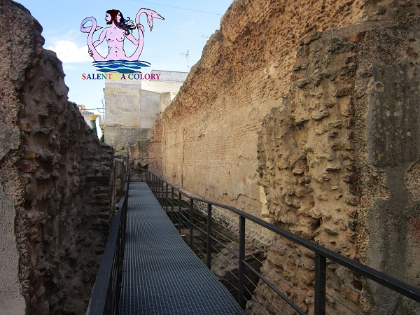 acquedotto romano di brindisi