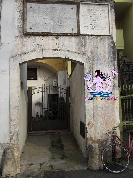 casa del galateo