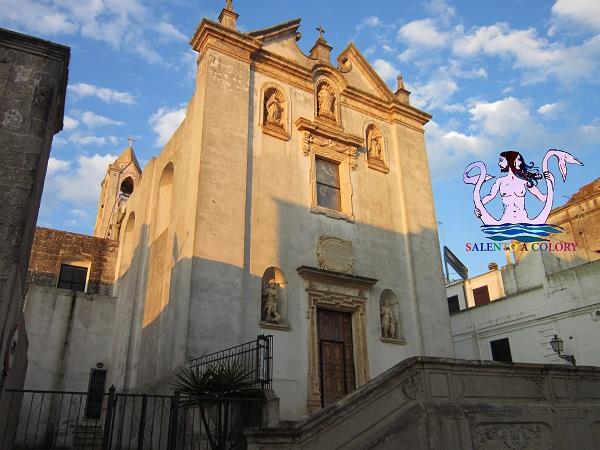 chiesa dell'Assunta a specchia