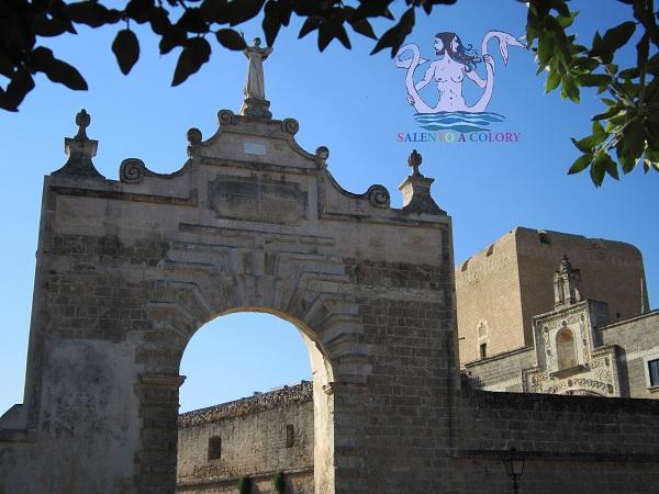 castello e arco di san giuseppe