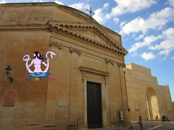 Santa Maria della porta a lecce