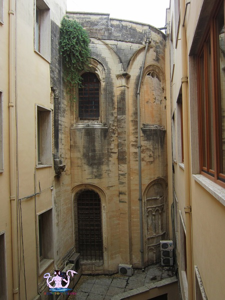 abside di Santa Croce a Lecce 1