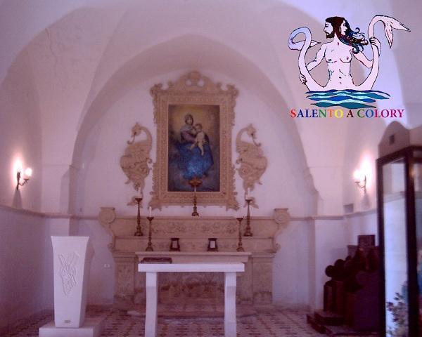 Chiesa Madonna della Serra, Ruffano