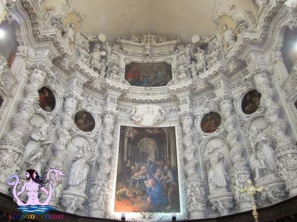 chiesa del Gesù a lecce