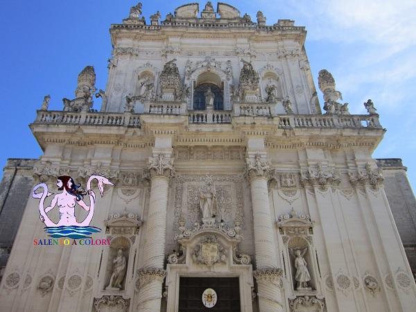 chiesa del rosario a lecce