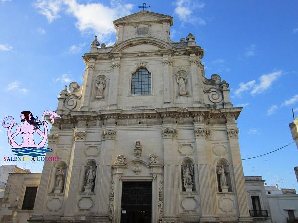 chiesa della alcantarine