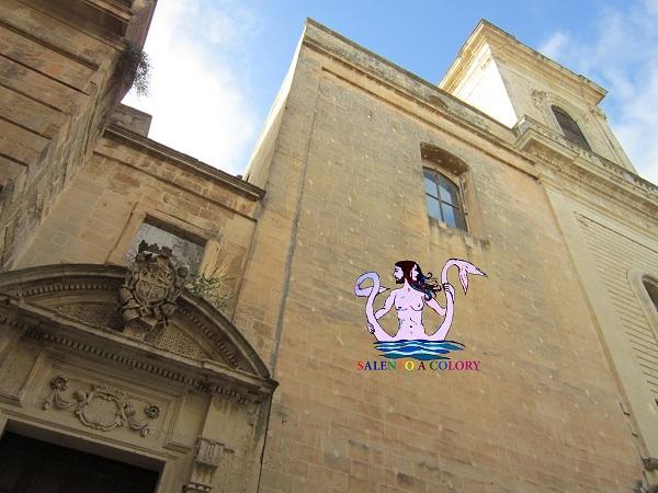 chiesa di san francesco della scarpa a lecce