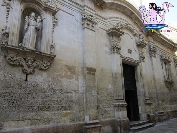 chiesa di san giuseppe a lecce