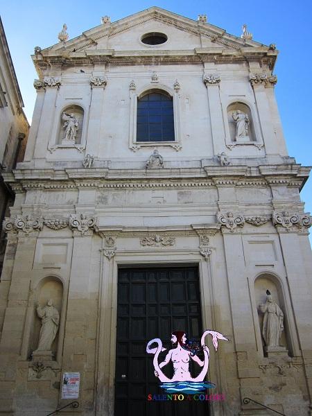 chiesa di santa anna a lecce