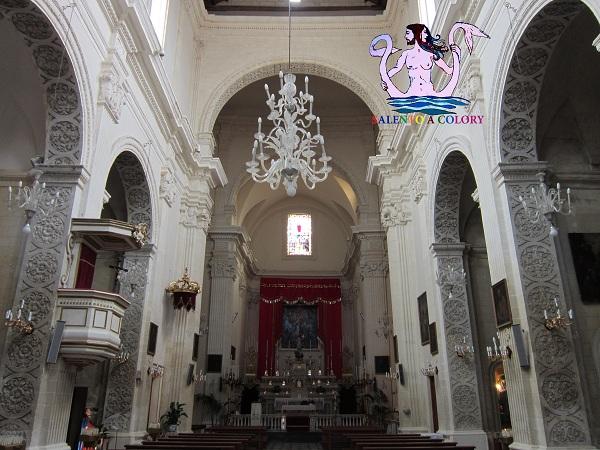 chiesa santa Maria di costantinopoli a lecce