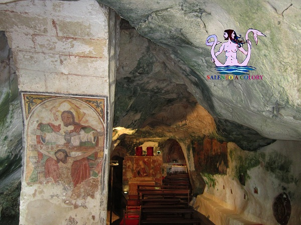 cripta del Crocifisso a ruffano