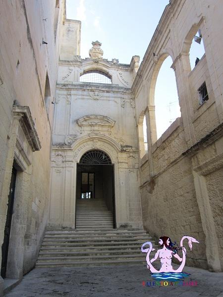 ex conservatorio di santa anna