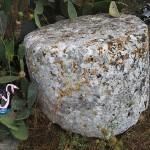 La pietra misteriosa di Lequile