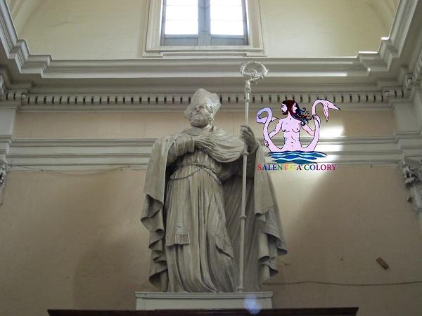 statua di santo oronzo