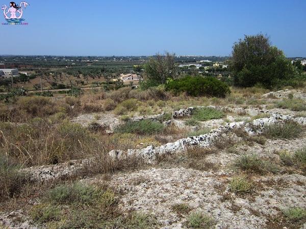 parabita, parco archeologico