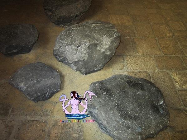 basalto vulcan via appia antica 312 a C