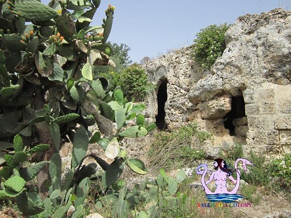 chiesa rupestre di lamalunga