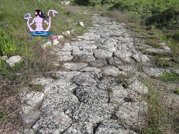 rudiae, antiche strade romane