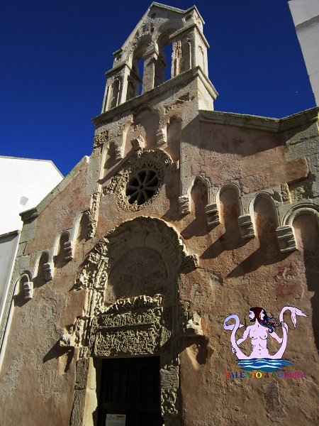 chiesa di santo stefano a soleto