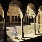 Il chiostro di San Benedetto a Brindisi