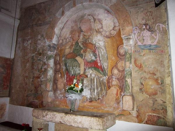 Madonna del casale a Ugento